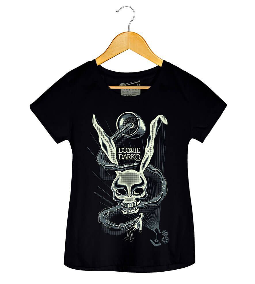 Camiseta - Donnie Darko - Feminino