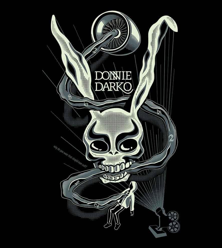 Camiseta Donnie Darko - Feminino