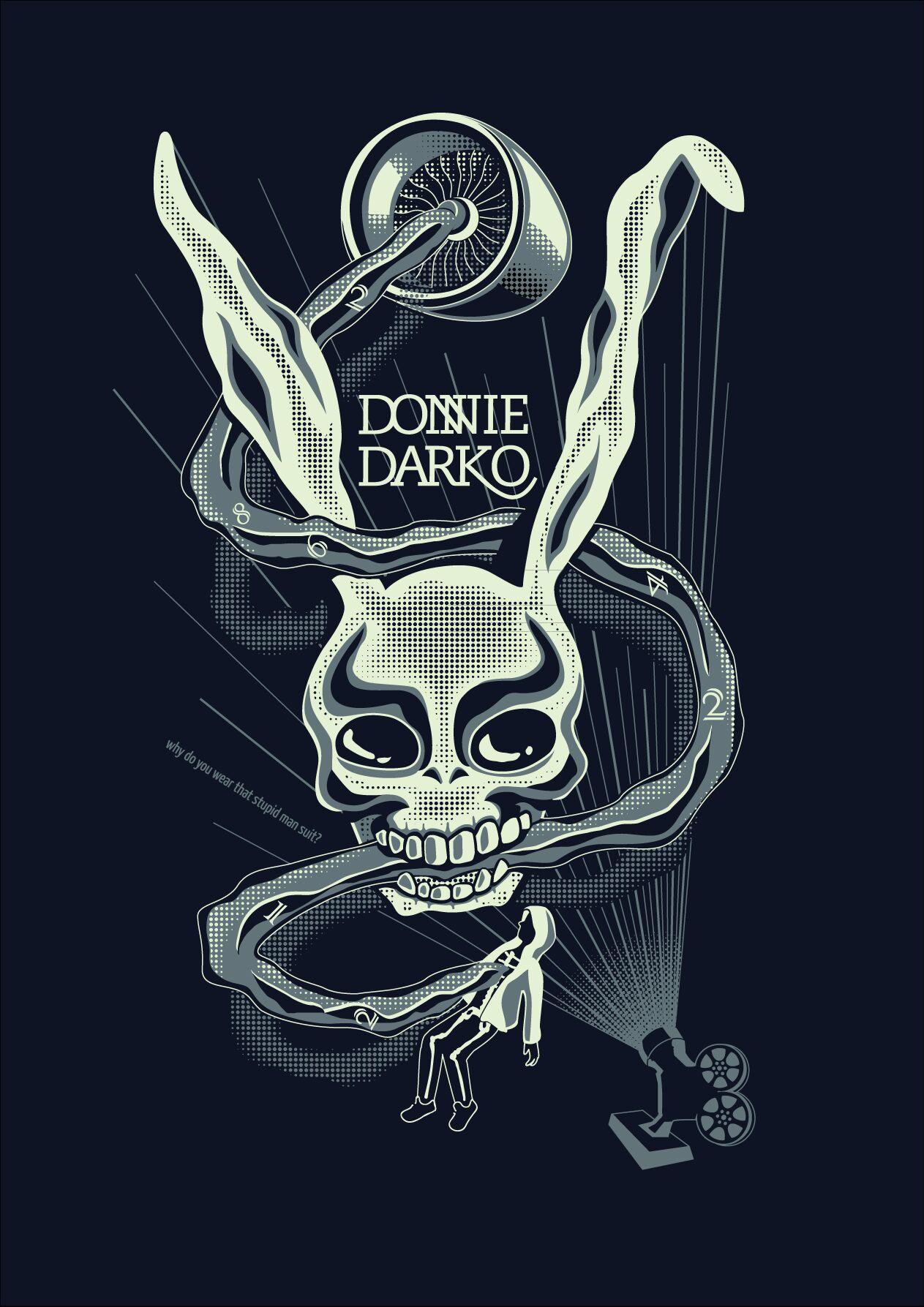 Camiseta - Donnie Darko - Masculino