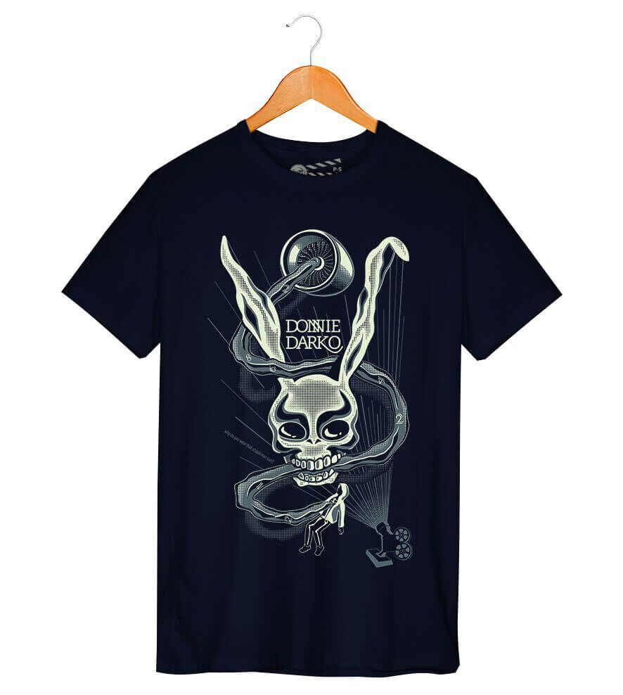 Camiseta - Donnie Darko - Masculino
