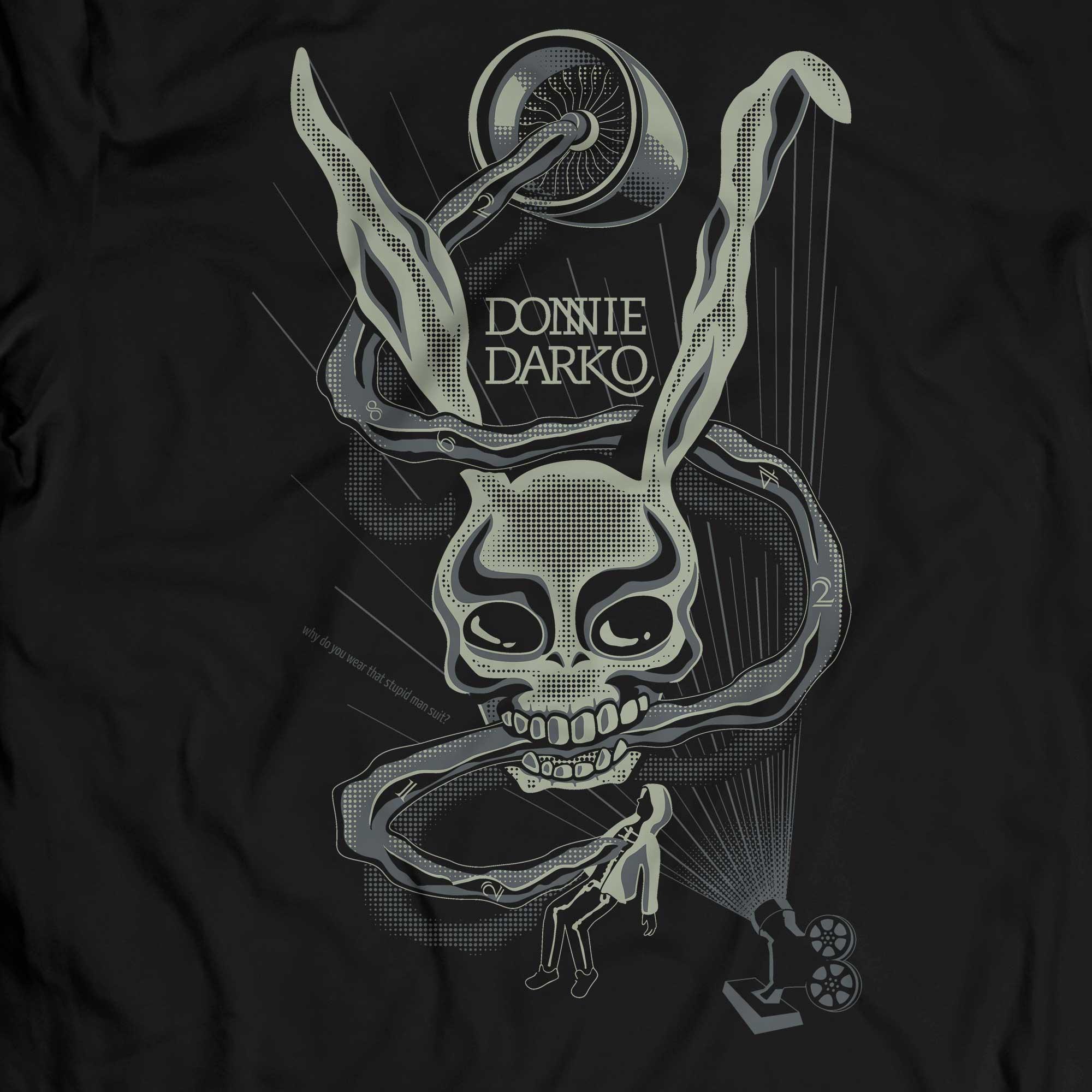 Camiseta Donnie Darko - Masculino