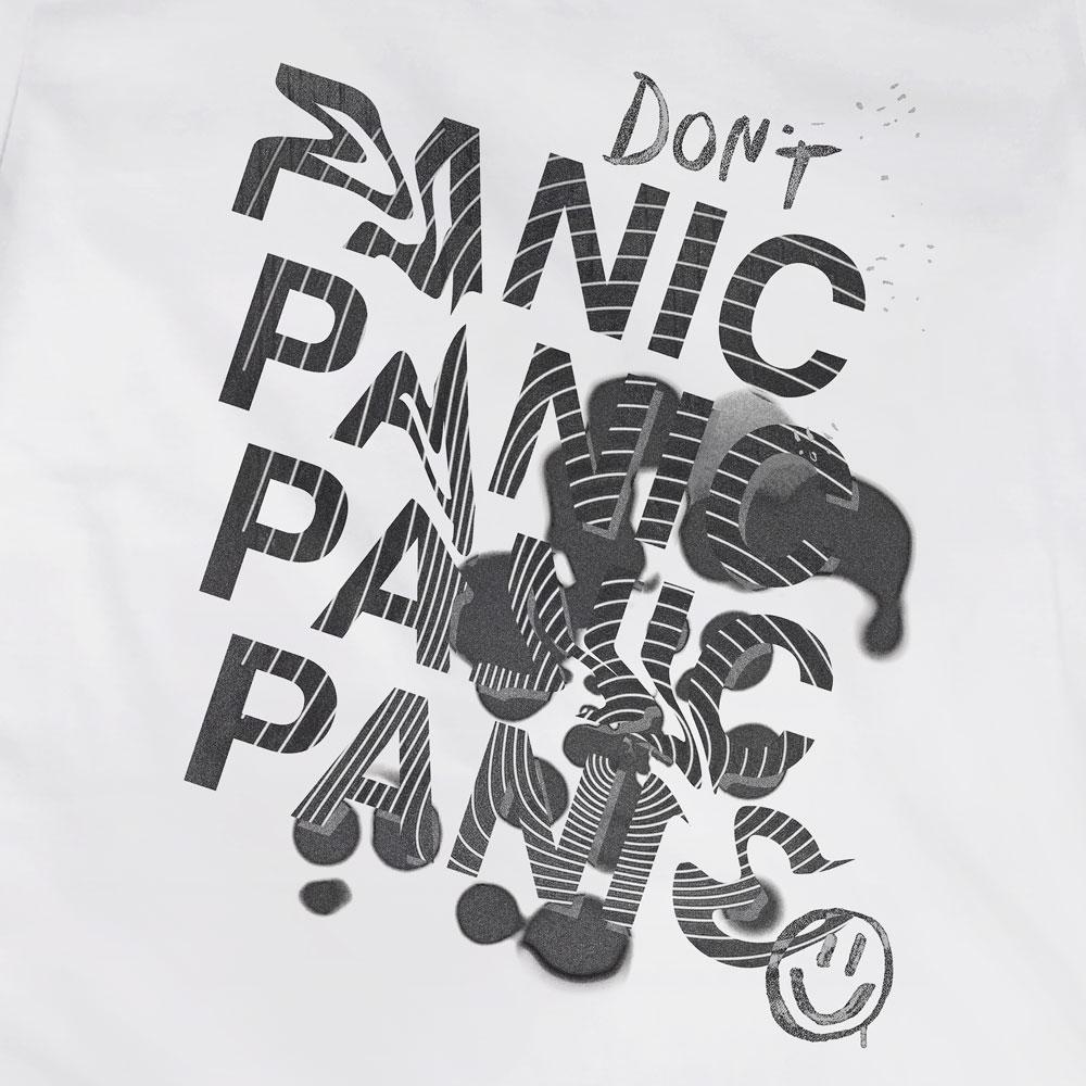 Camiseta Dont Panic - Feminino