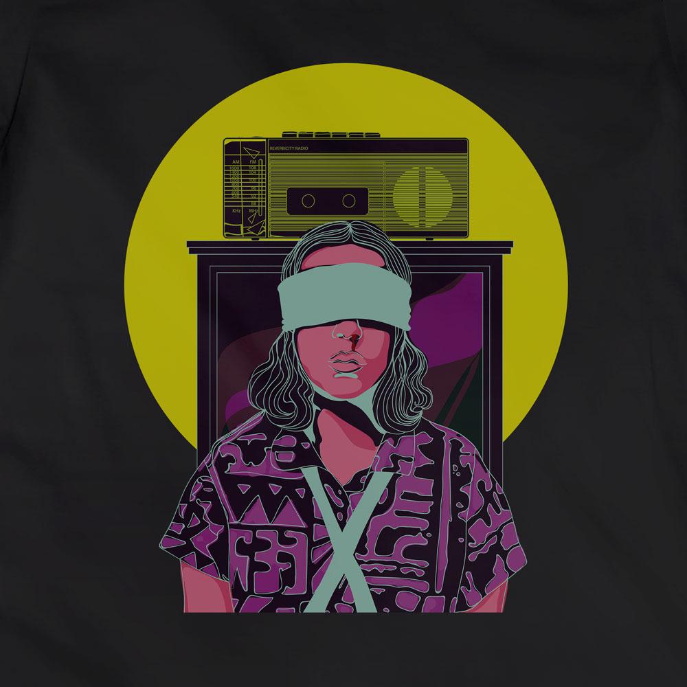 Camiseta Eleven - Stranger Things - Feminino