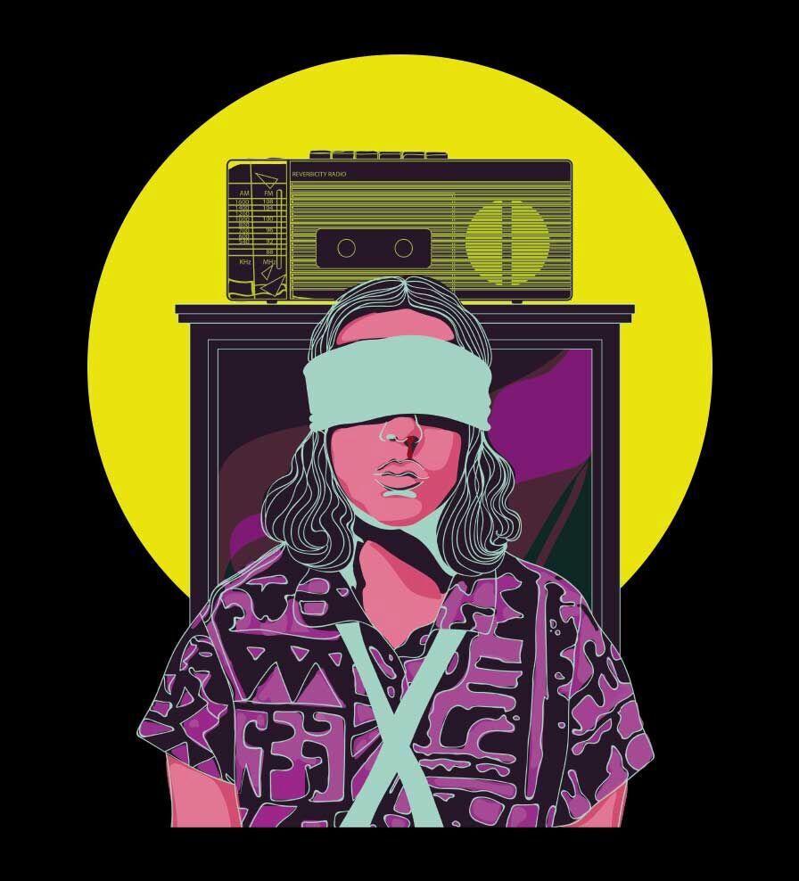Camiseta - Eleven - Stranger Things - Masculino