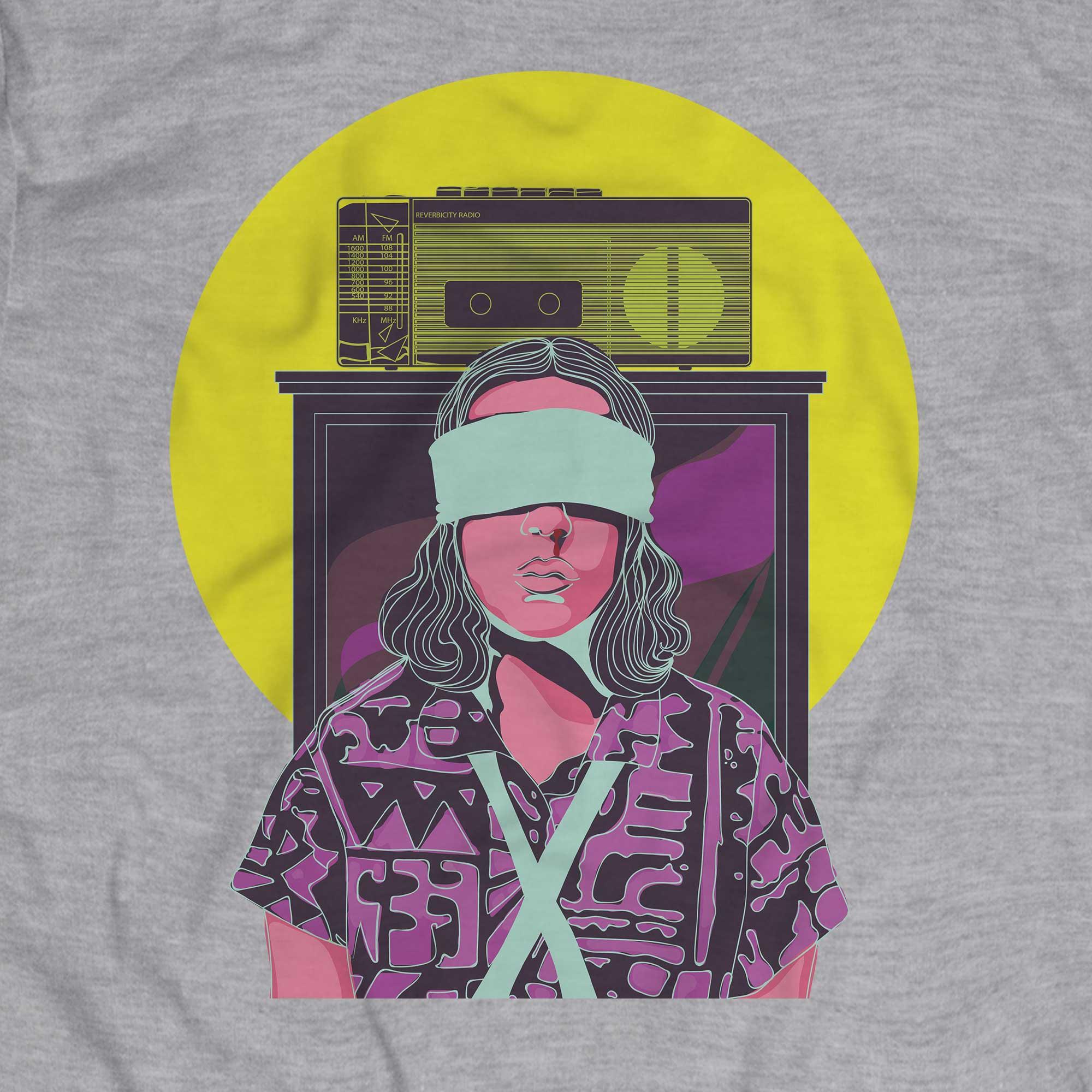 Camiseta Eleven - Stranger Things - Masculino