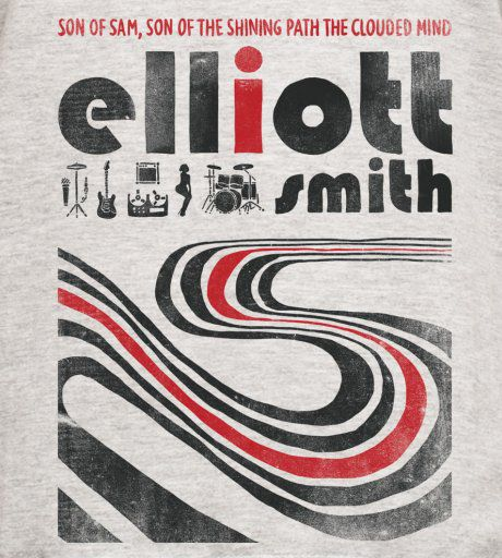 Camiseta - Figure 8 - Elliott Smith - Masculino