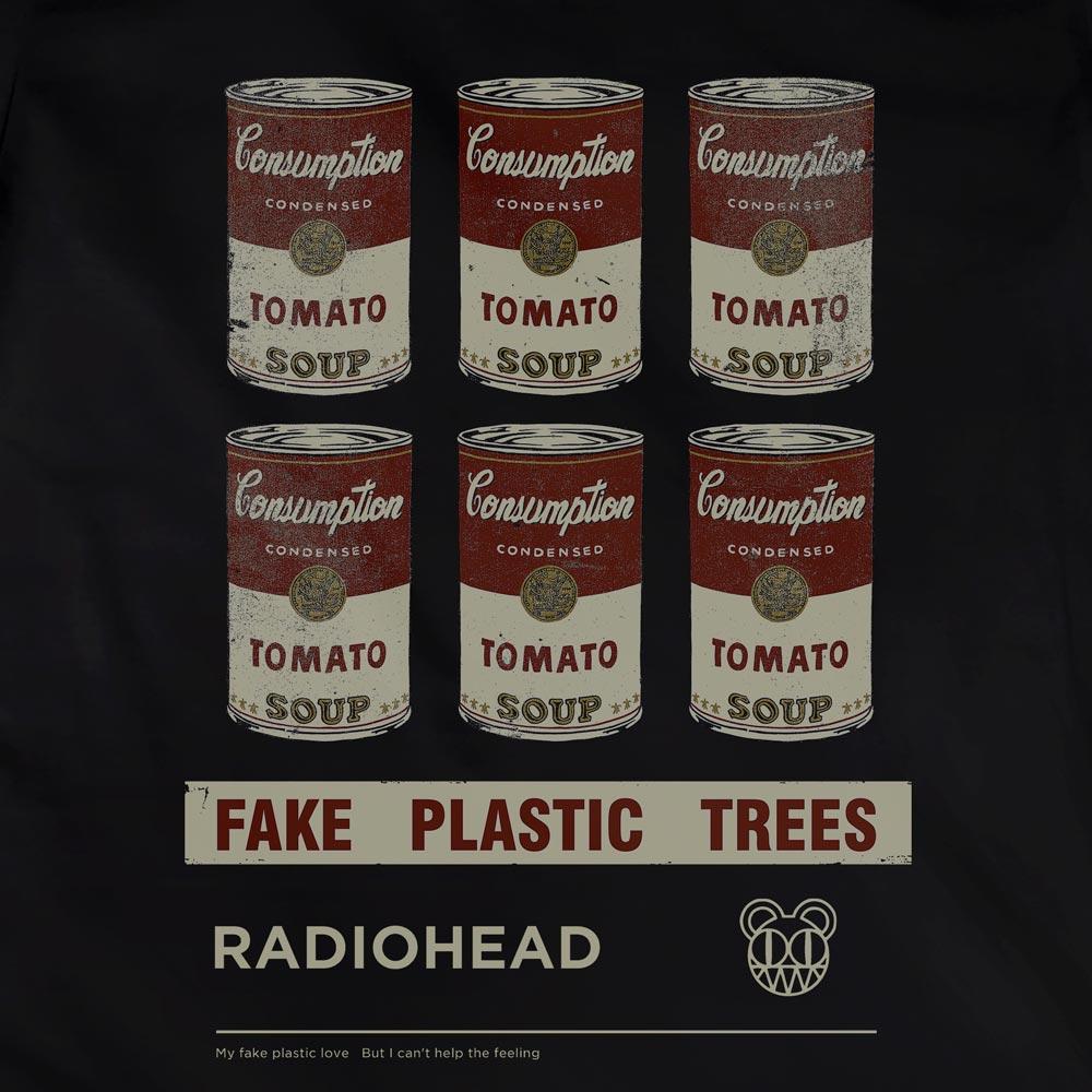Camiseta Fake Plastic Trees - Feminino
