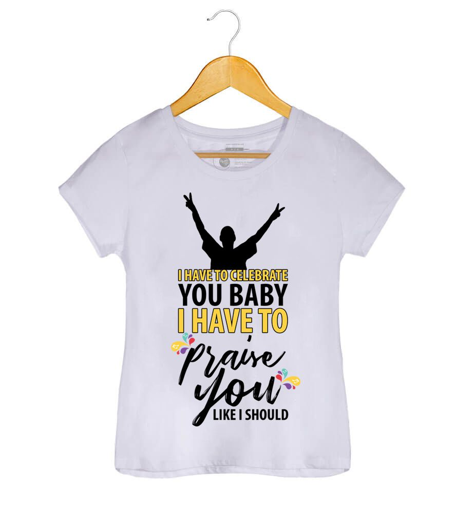 Camiseta - Fatboy Slim - Praise You - Feminino