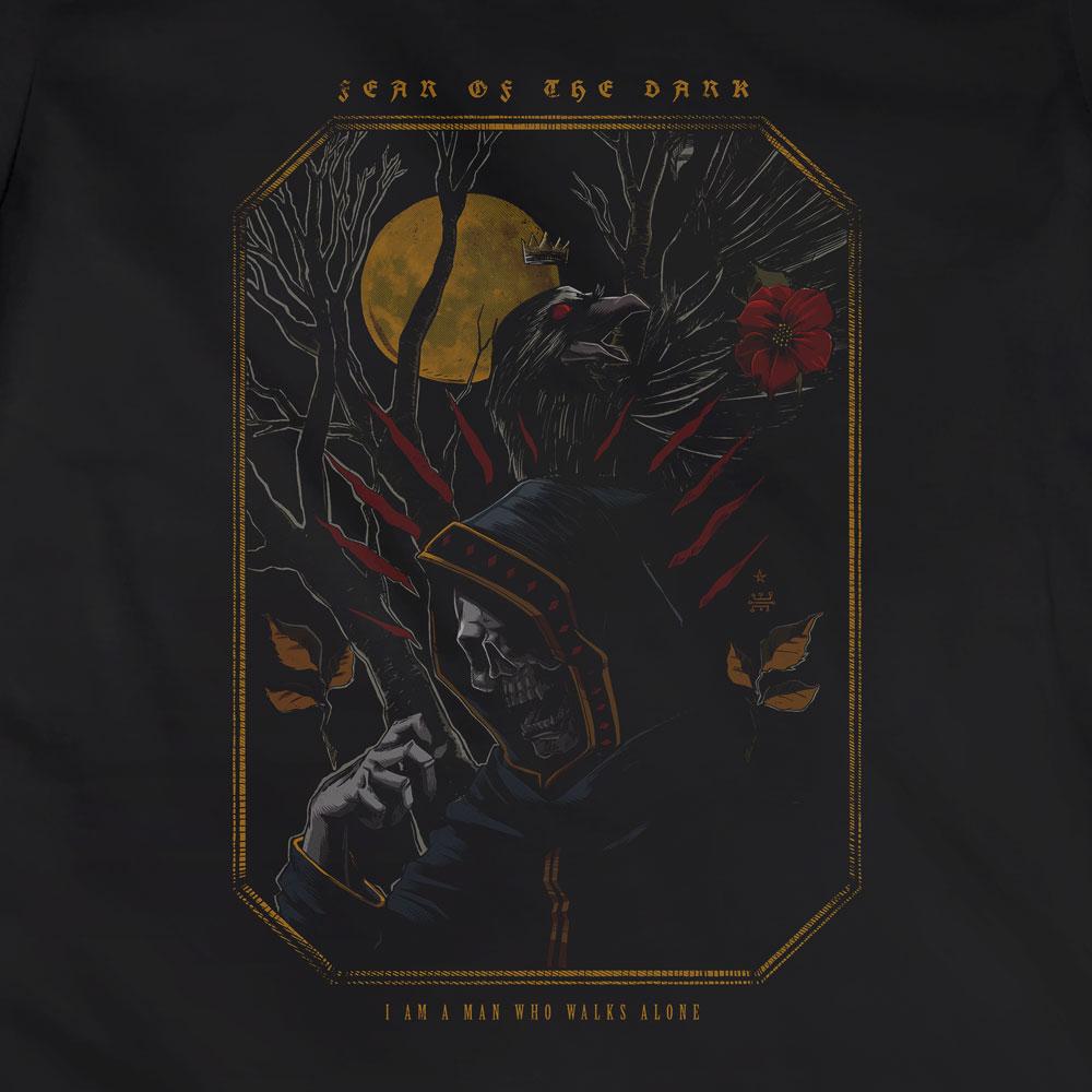 Camiseta Fear of the Dark - Feminino