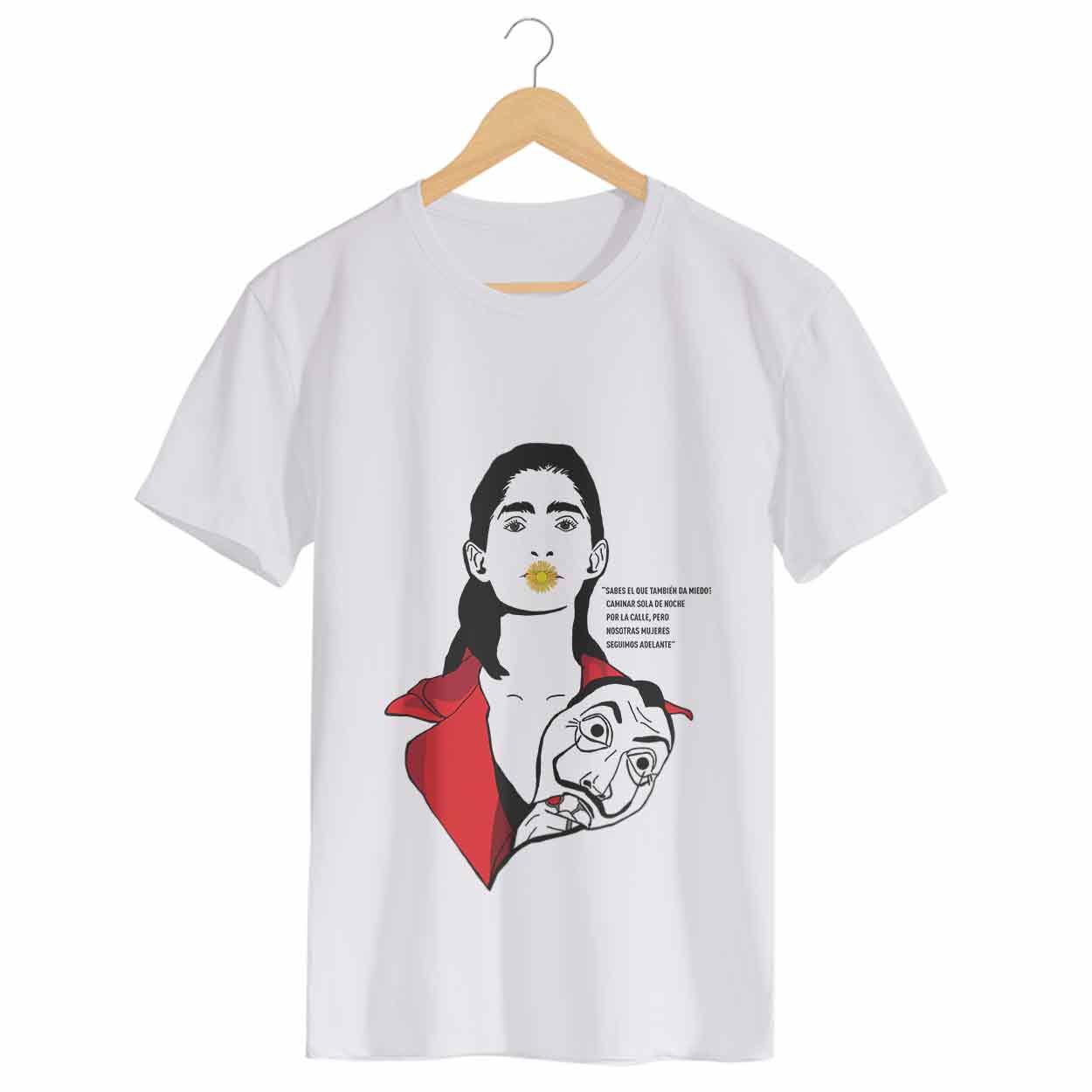 Camiseta Nairobi - La casa de Papel - Masculino