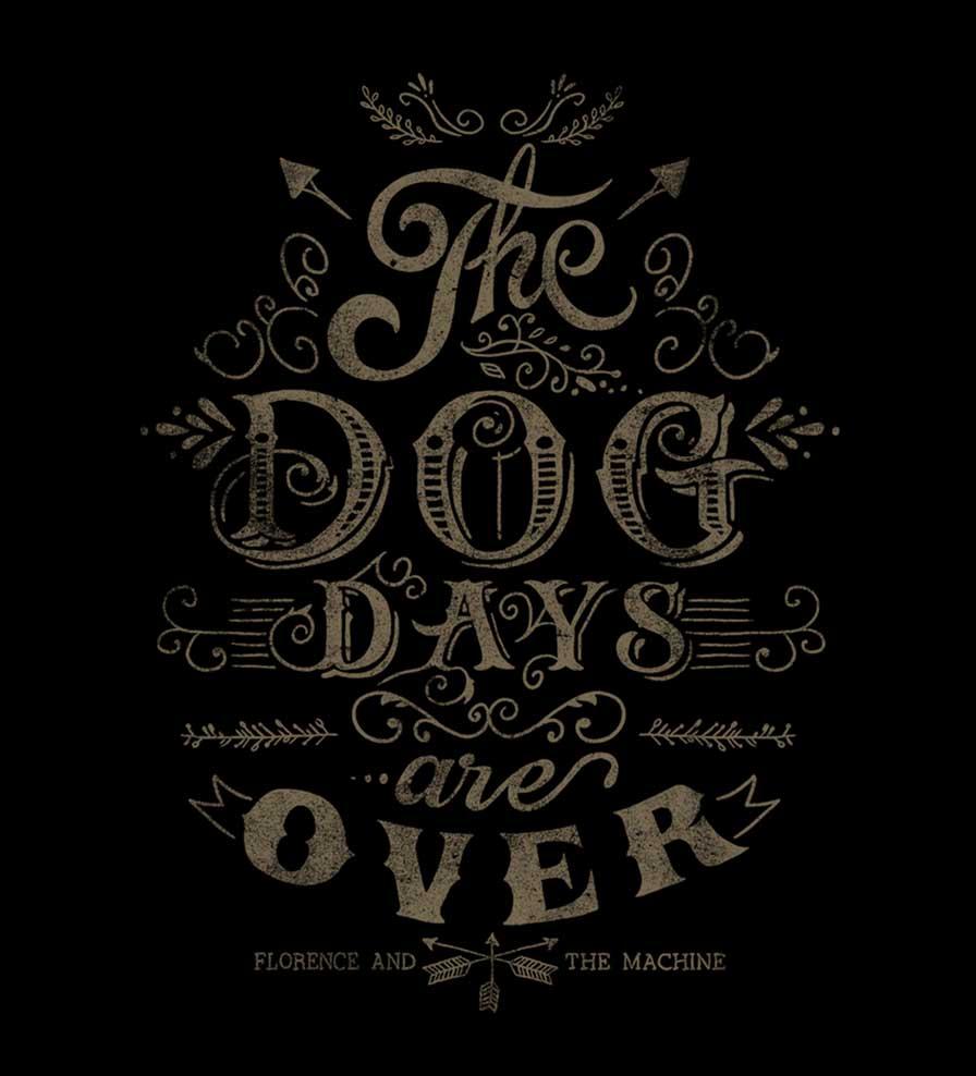 Camiseta - The Dog Day - Florence and The Machine - Feminino