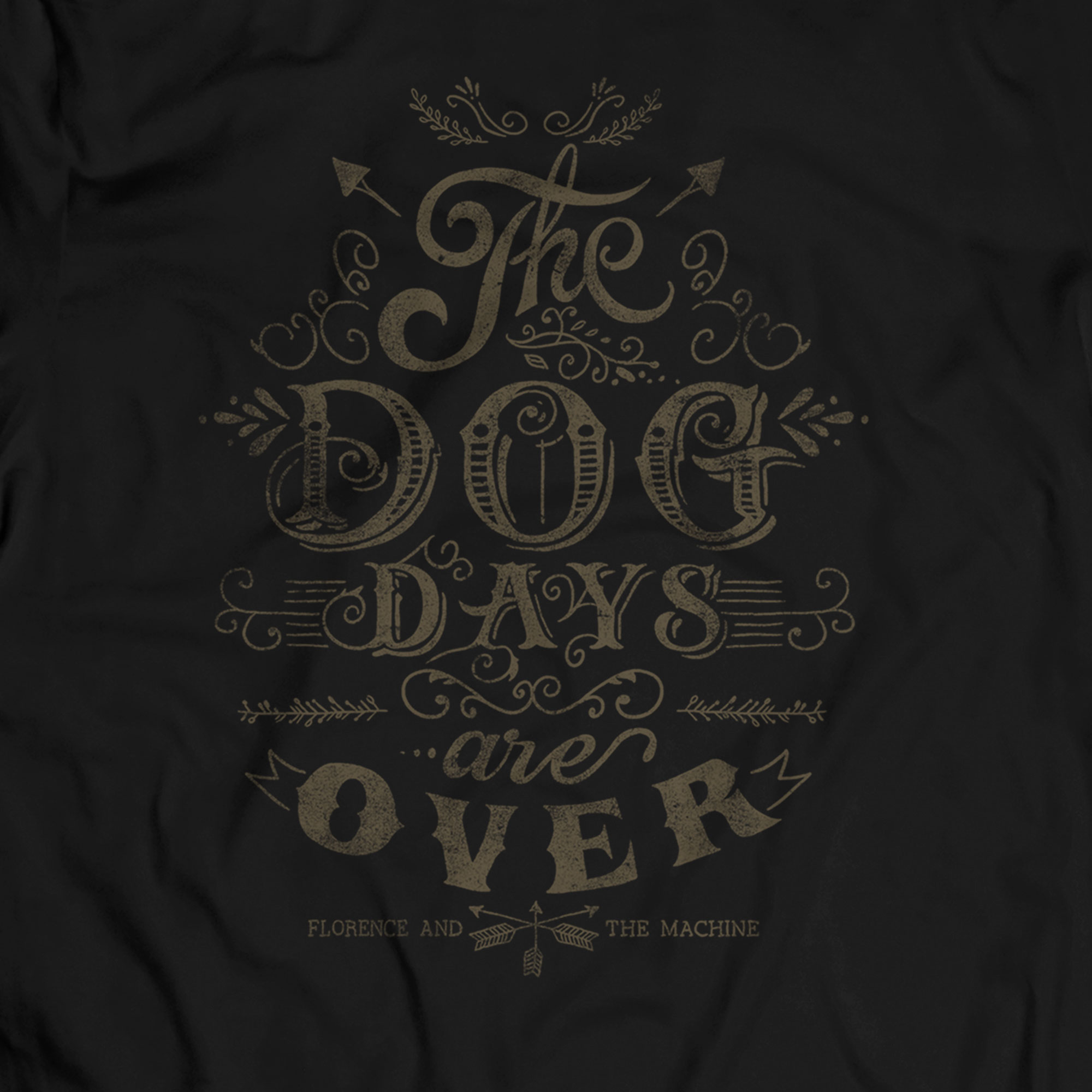 Camiseta Florence and The Machine - The Dog Days - Masculino