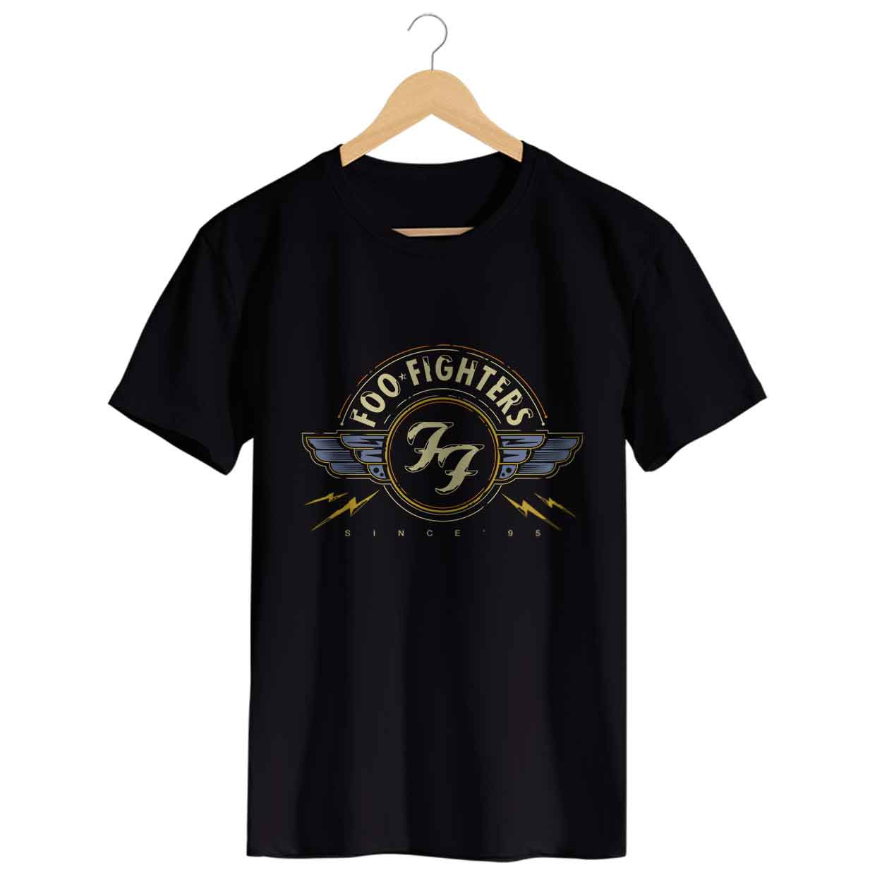 Camiseta - Foo Fighters - Since 95 - Masculino