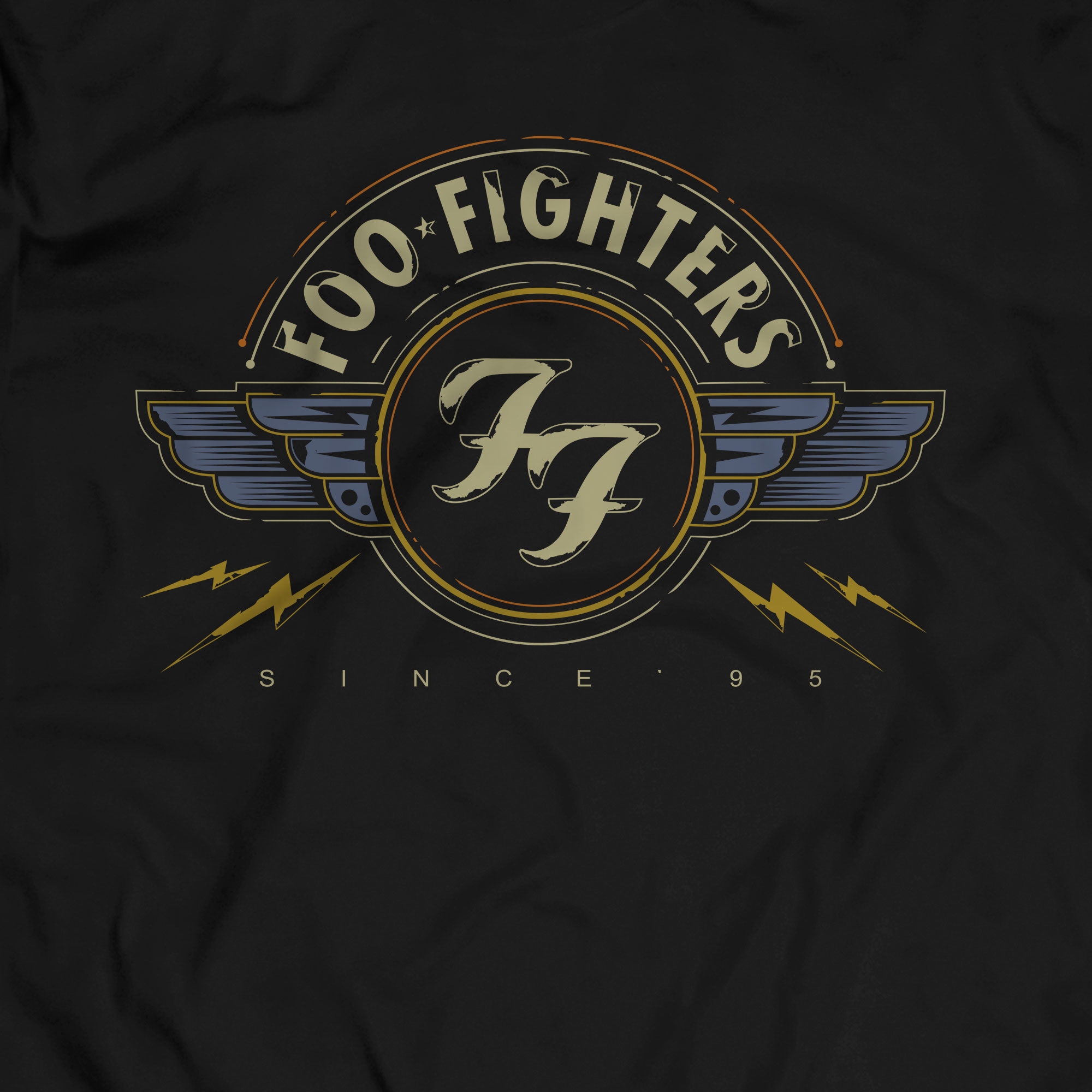 Camiseta Foo Fighters - Since 95 - Masculino