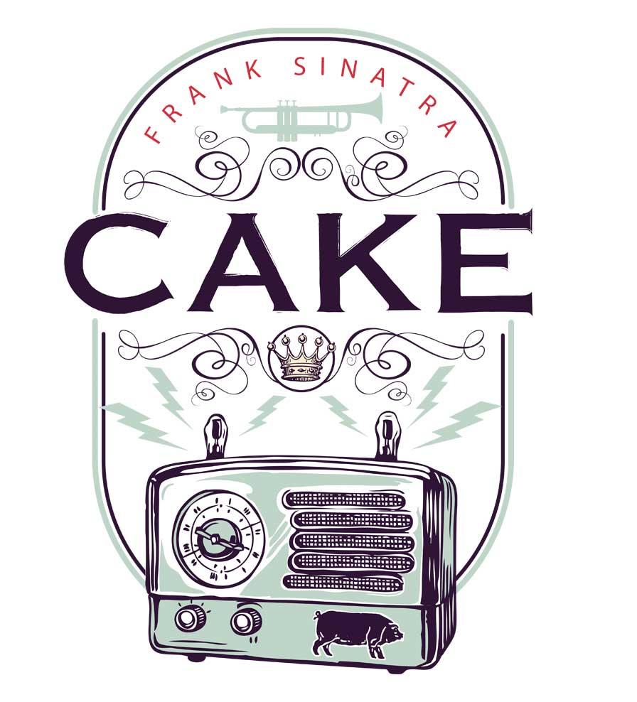 Camiseta - Frank Sinatra - Cake - Masculino