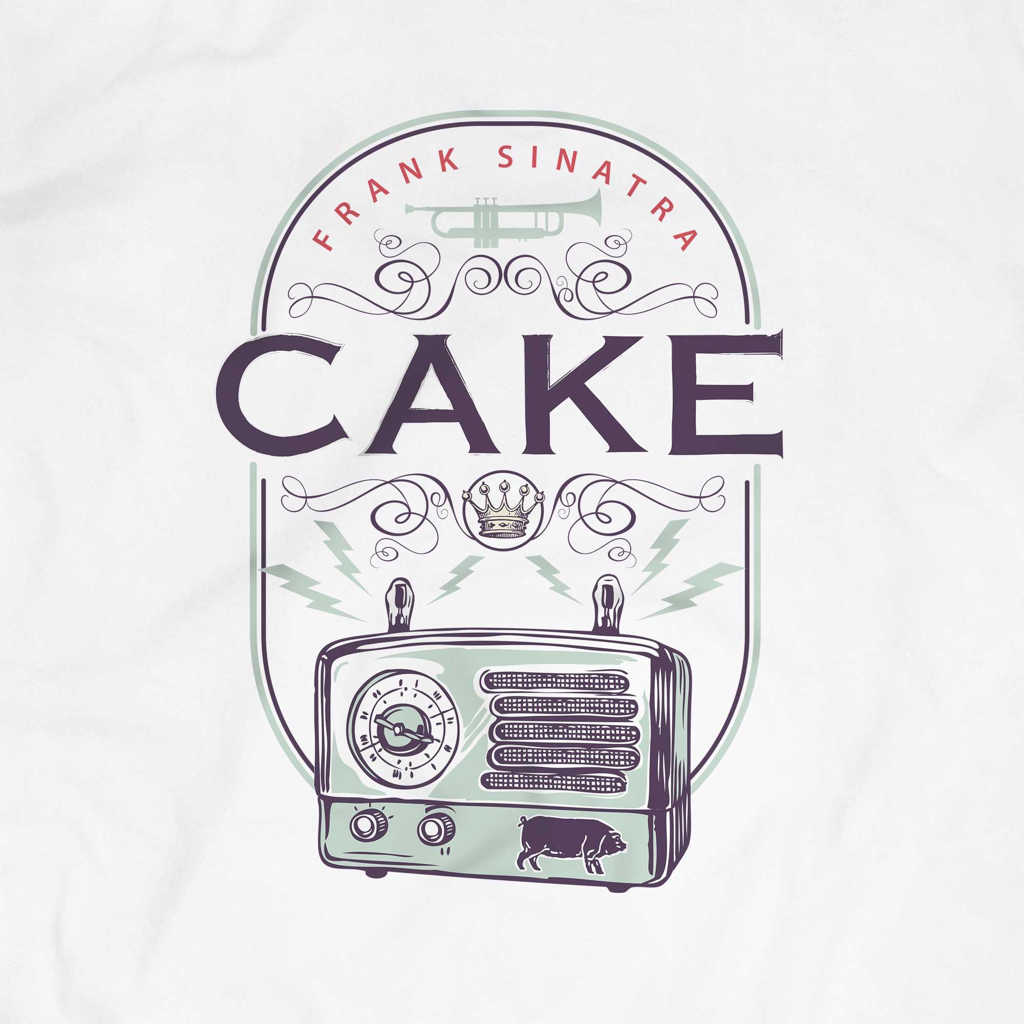 Camiseta Frank Sinatra - Cake - Masculino