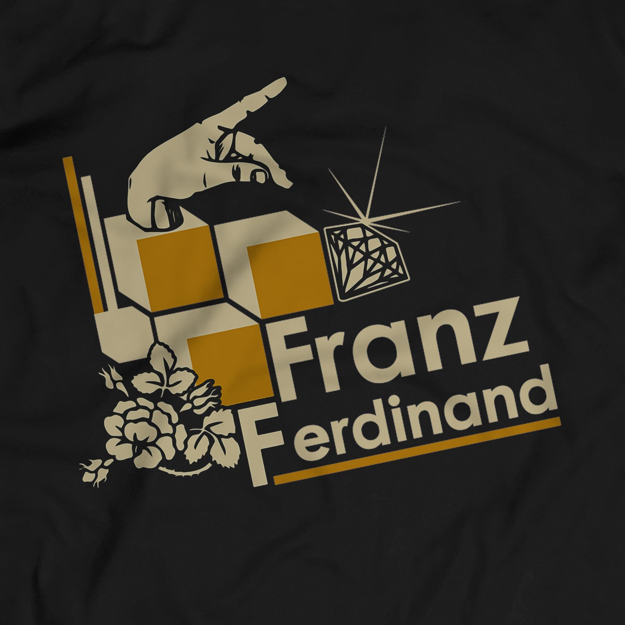 Camiseta Franz Ferdinand - Masculino