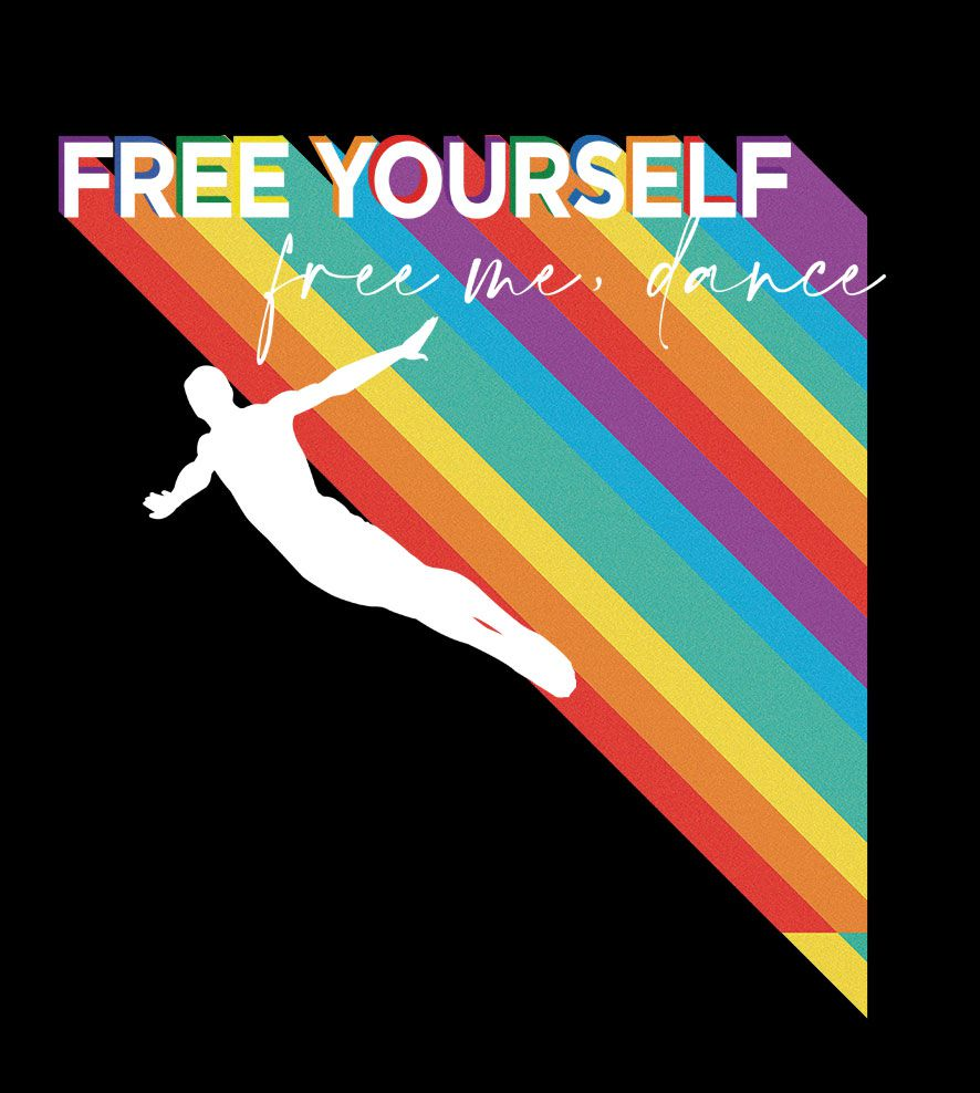Camiseta - Free Yourself - The Chemical Brothers - Feminino