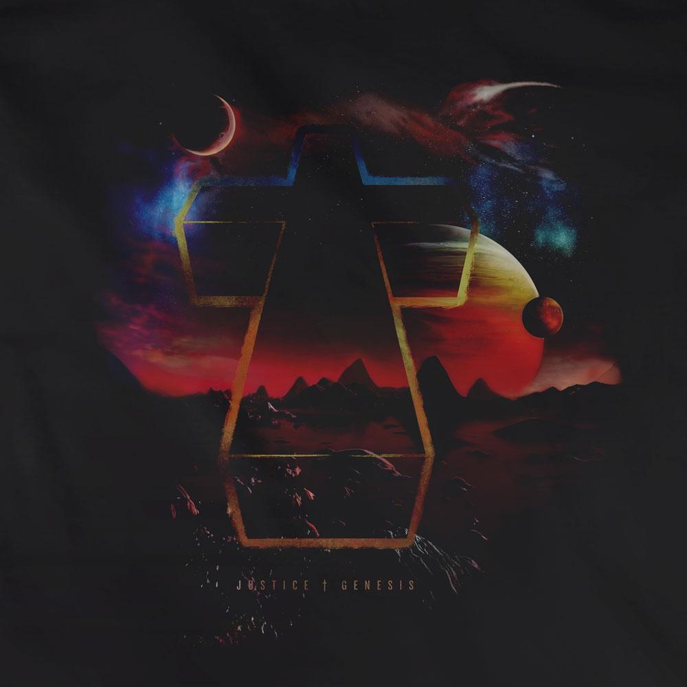 Camiseta Genesis - Justice - Feminino