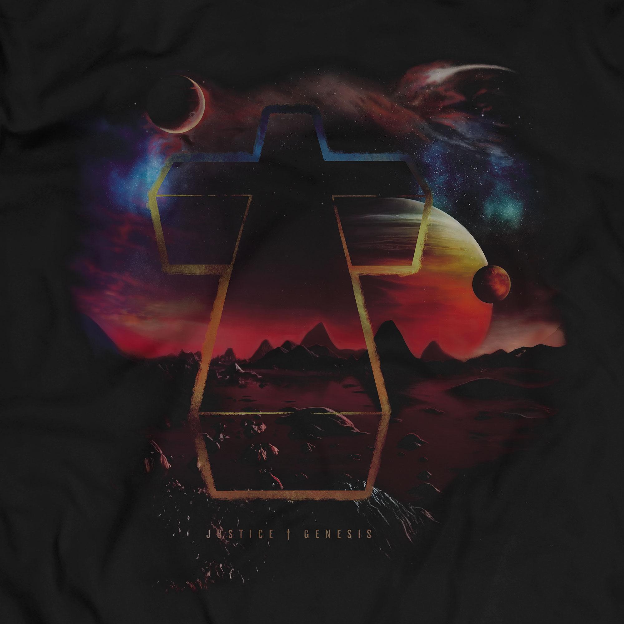 Camiseta Genesis - Justice - Masculino