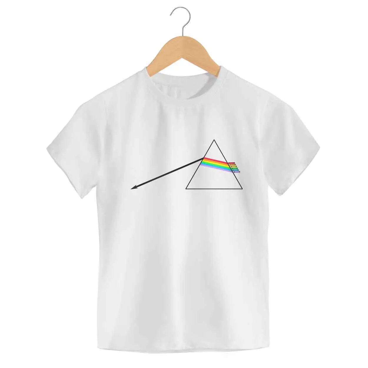 Camiseta - Giz - Pink Floyd - Infantil