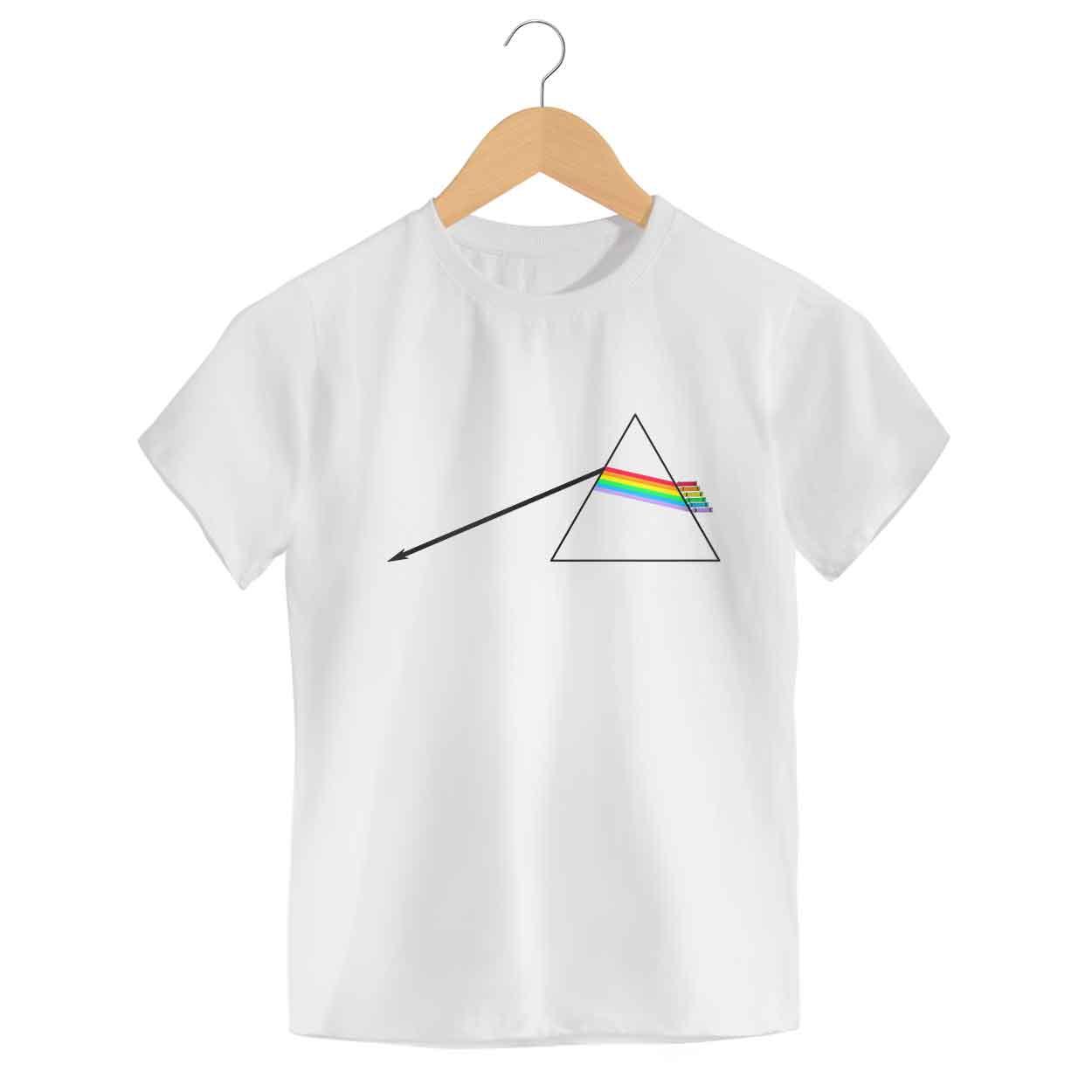 Camiseta Giz - Pink Floyd - Infantil