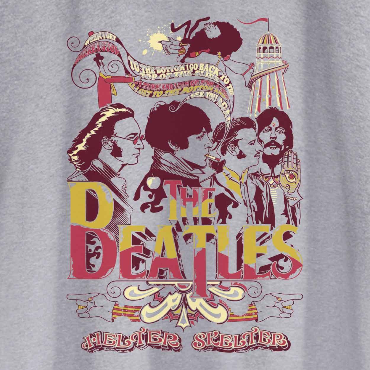 Camiseta - Helter Skelter - The Beatles - Feminino