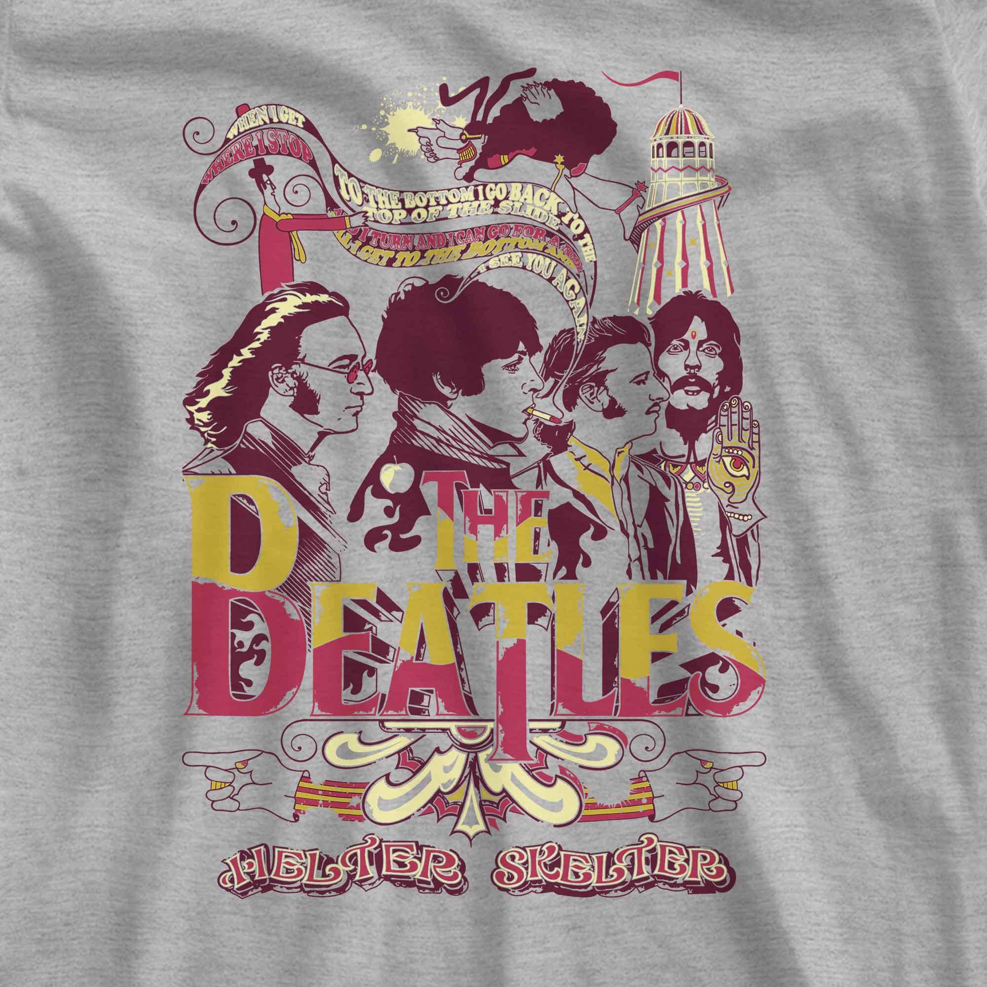 Camiseta Helter Skelter - The Beatles - Feminino