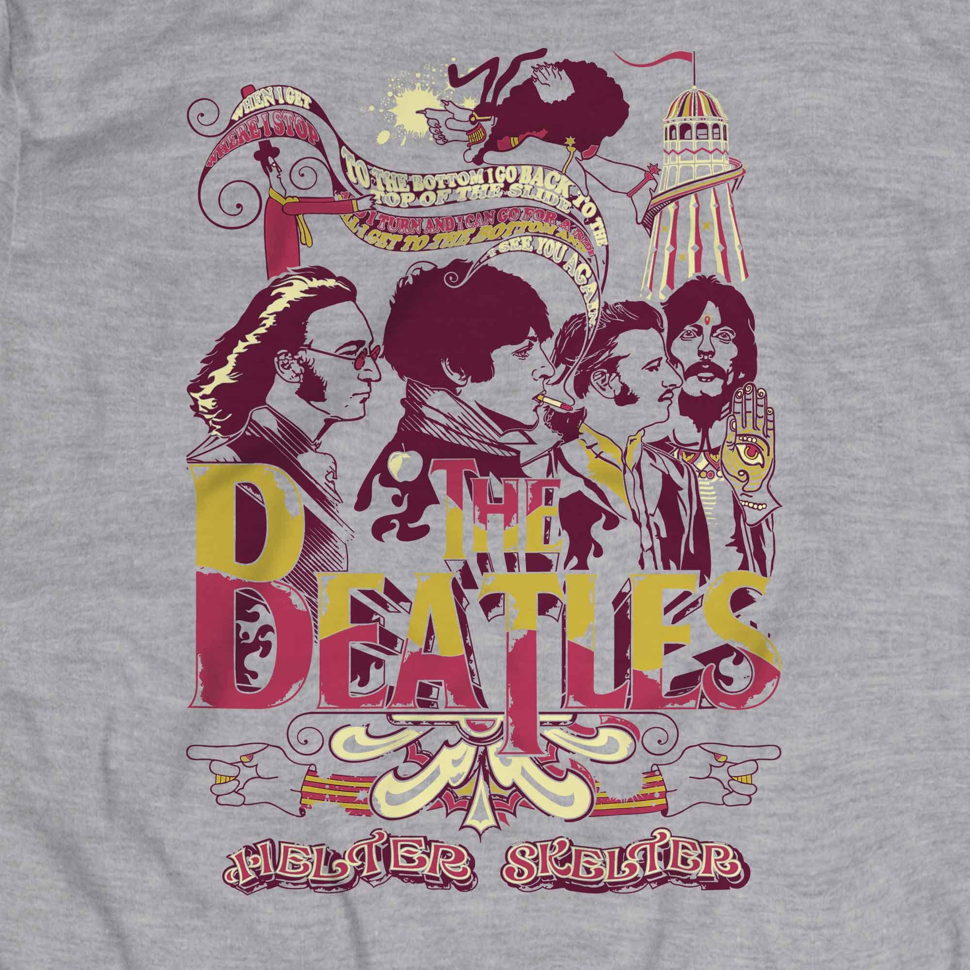 Camiseta Helter Skelter - The Beatles - Masculino
