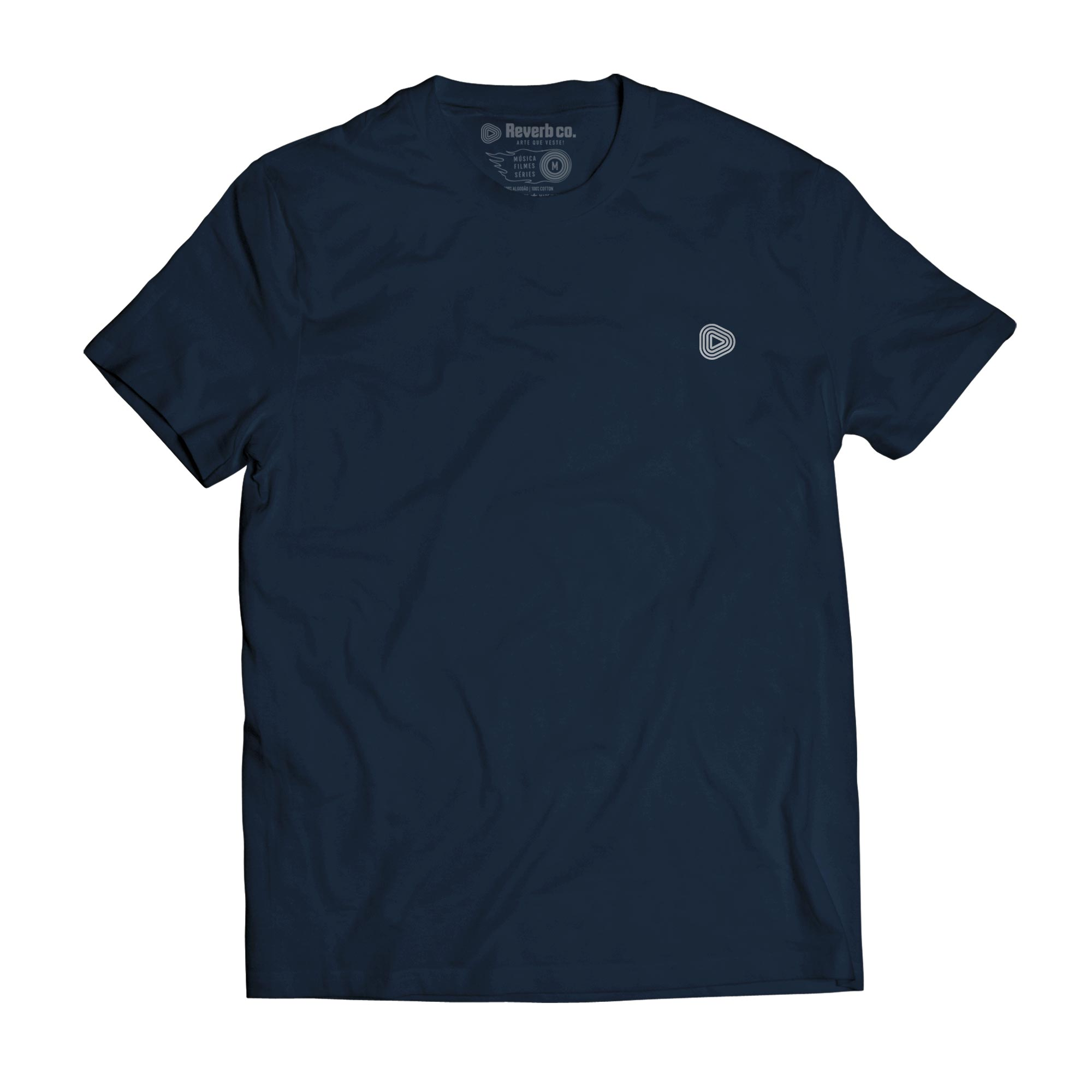 Camiseta Reverb Basica - Masculino