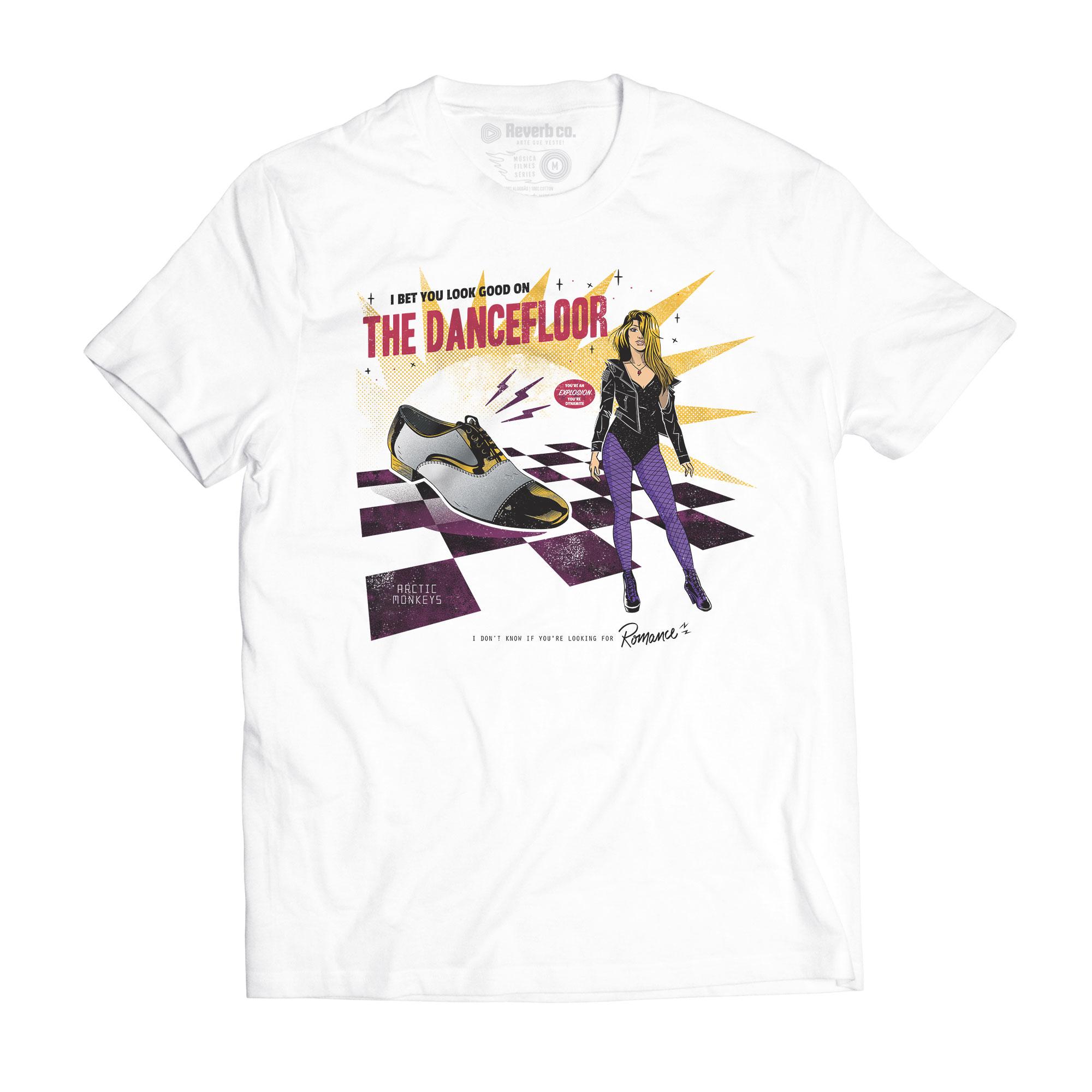 Camiseta I Bet You Look Good - Arctic Monkeys - Masculino