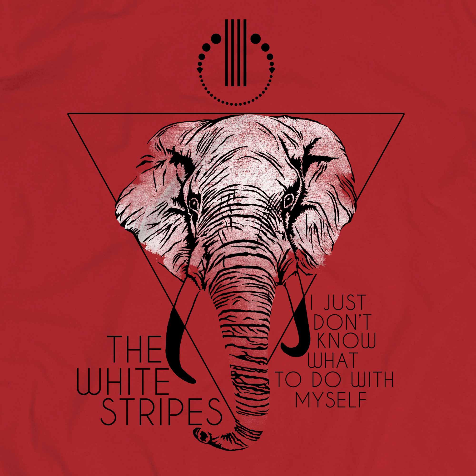 Camiseta I Just Dont - The White Stripes - Masculino