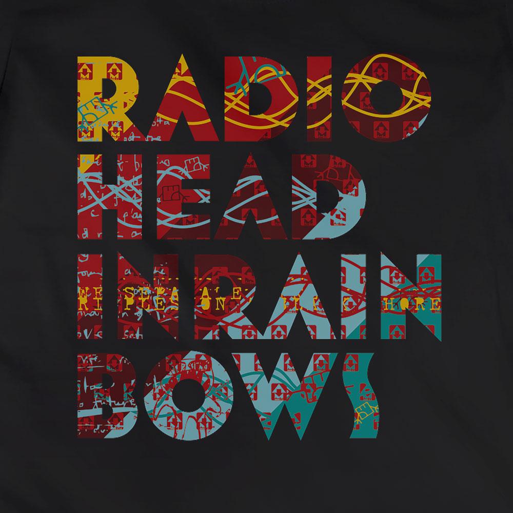 Camiseta In Rainbows - Radiohead - Feminino