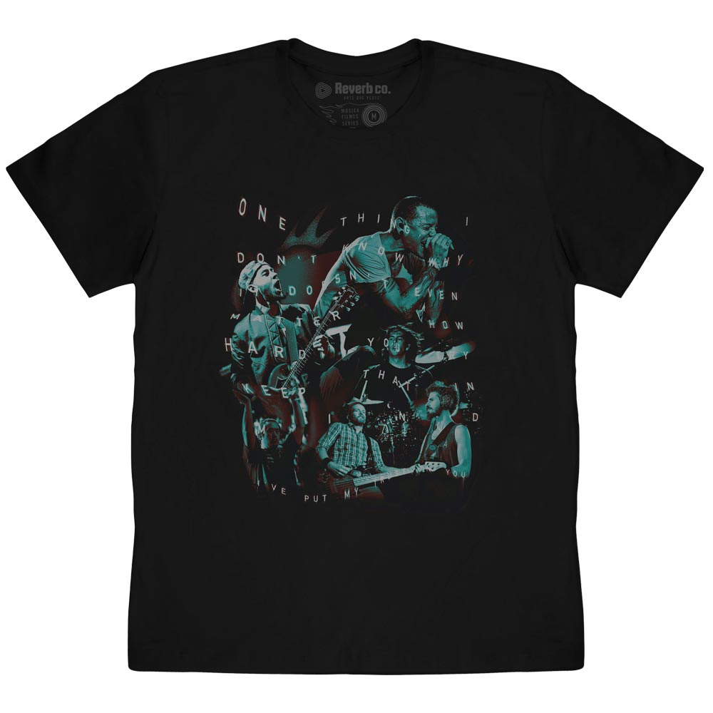 Camiseta In the End - Masculino