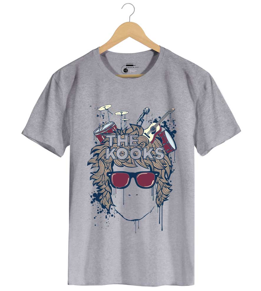 Camiseta - Instruments -  The Kooks  -  Masculino