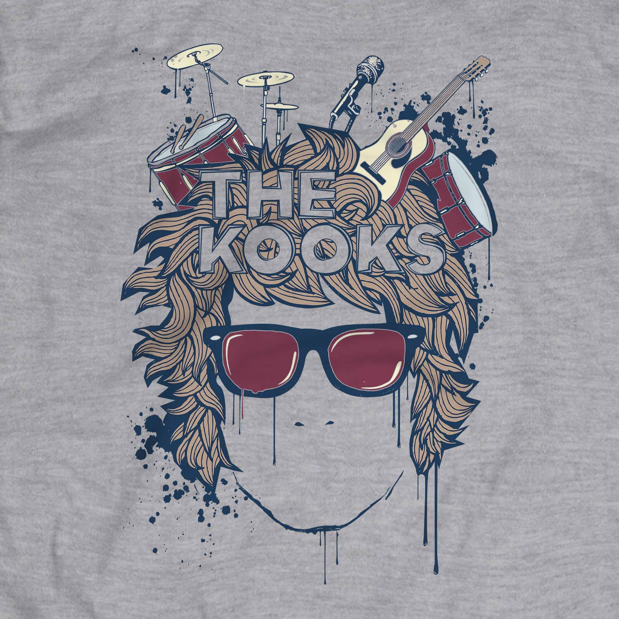 Camiseta Instruments -  The Kooks  -  Masculino