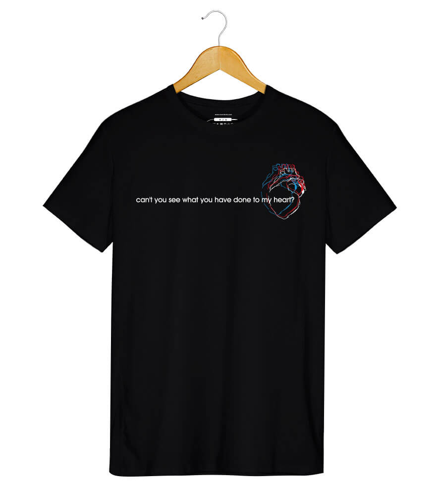 Camiseta Slow Hands - Interpol - Masculino