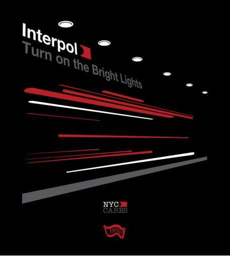 Camiseta - Turn On The Bright Lights 3 - Interpol - Masculino