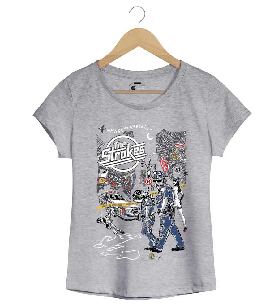 Camiseta Is This It - The Strokes - Feminino