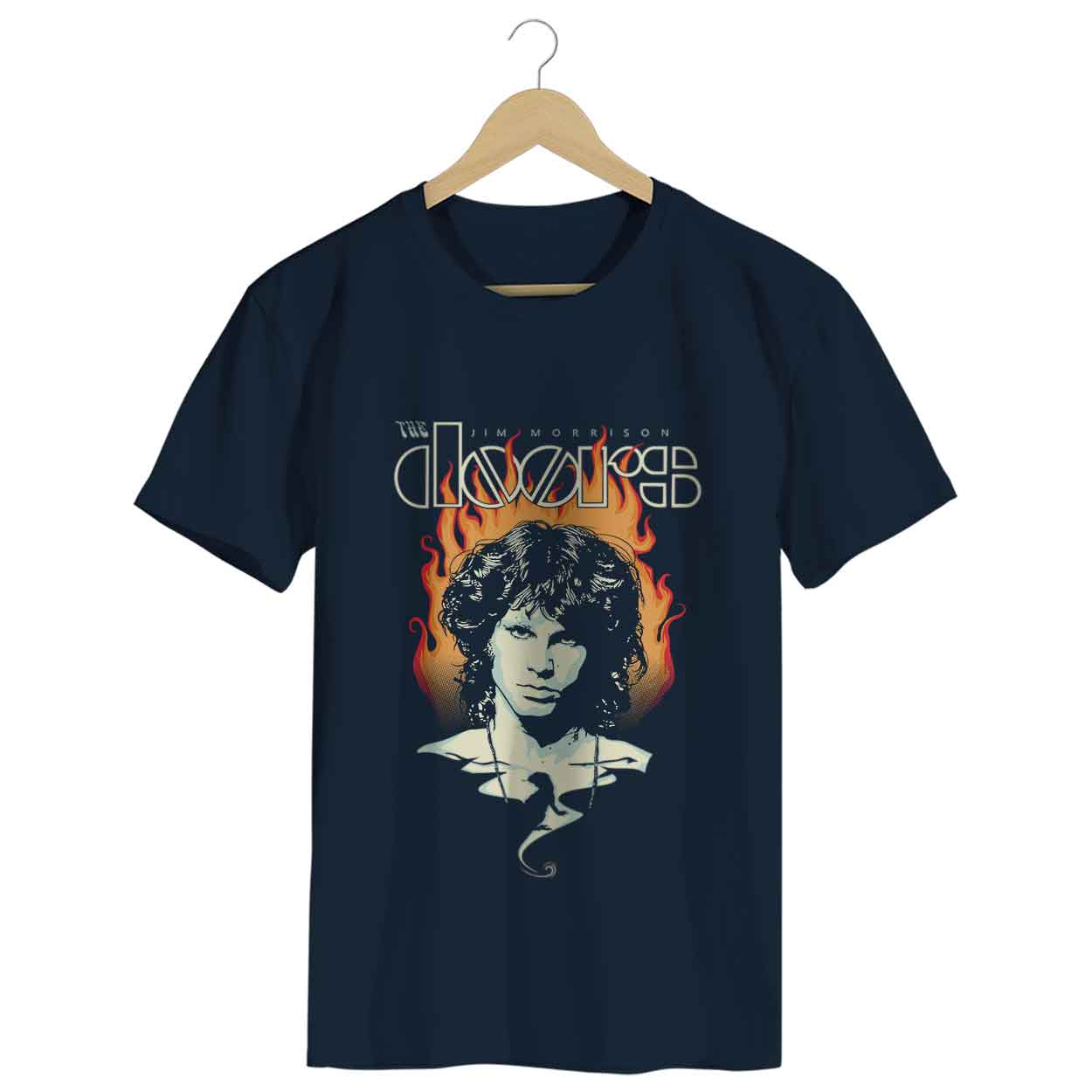 Camiseta Jim Morrison - The Doors - Masculino