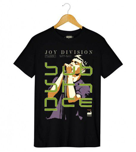 Camiseta Substance - Joy Division - Masculino