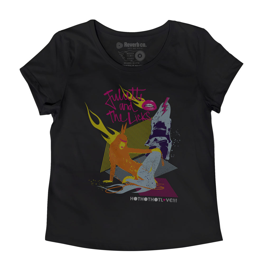 Camiseta Juliette and the Licks - Feminino