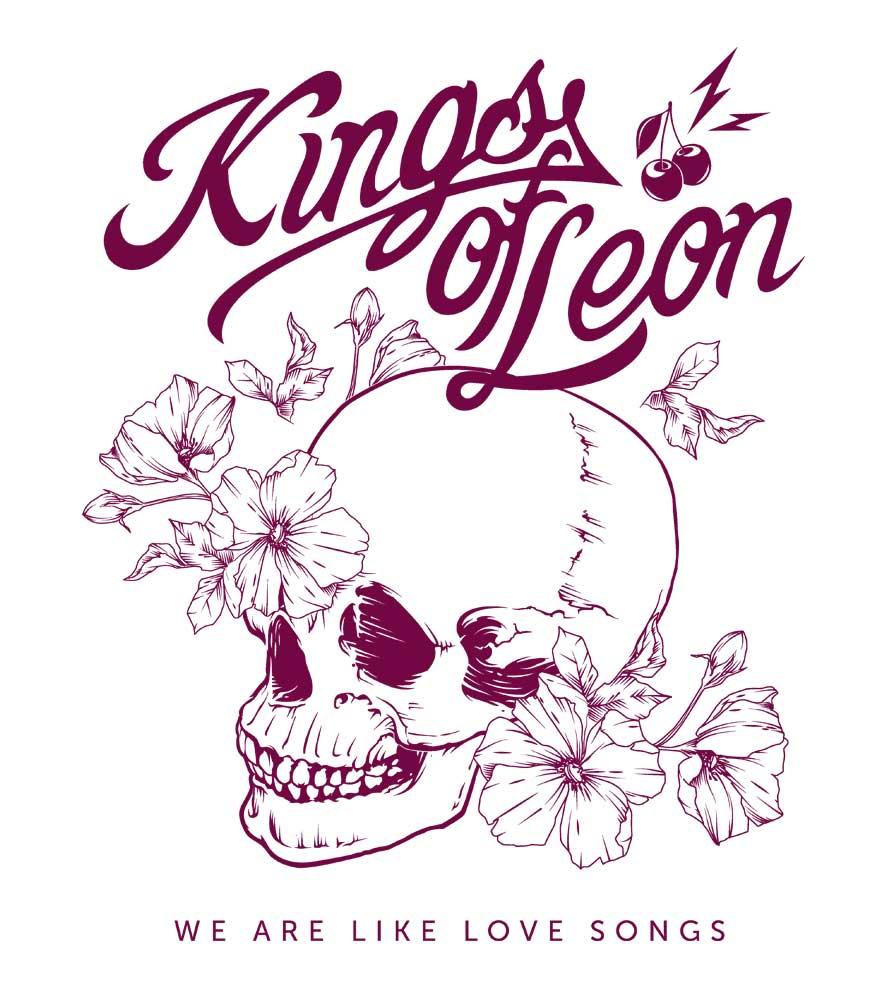 Camiseta - Kings of Leon - We Are Like Love Songs - Feminino