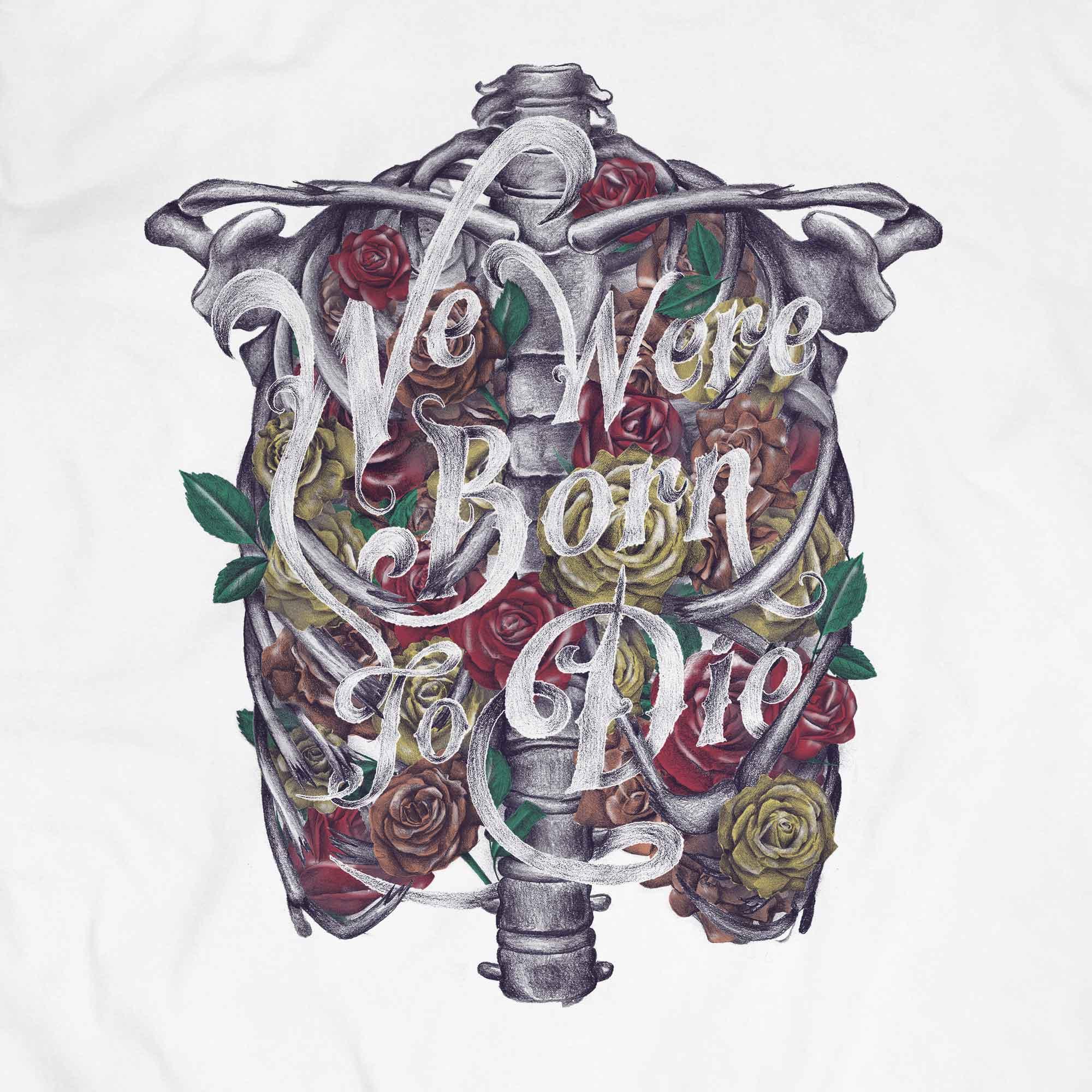 Camiseta Lana Del Rey - Born To Die - Masculino