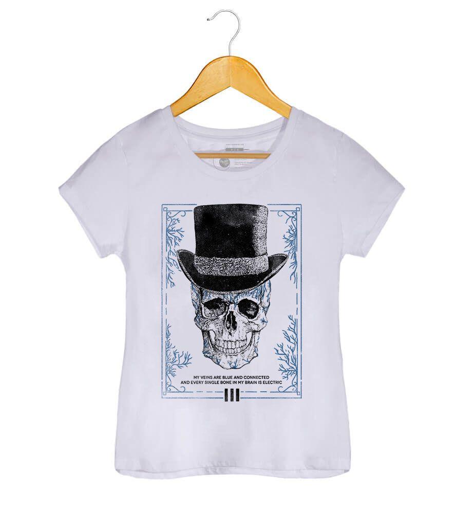Camiseta - Lazaretto - Jack White - Feminino