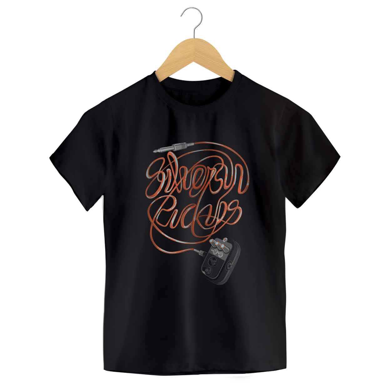Camiseta Lazy Eye - Silversun Pickups - Infantil