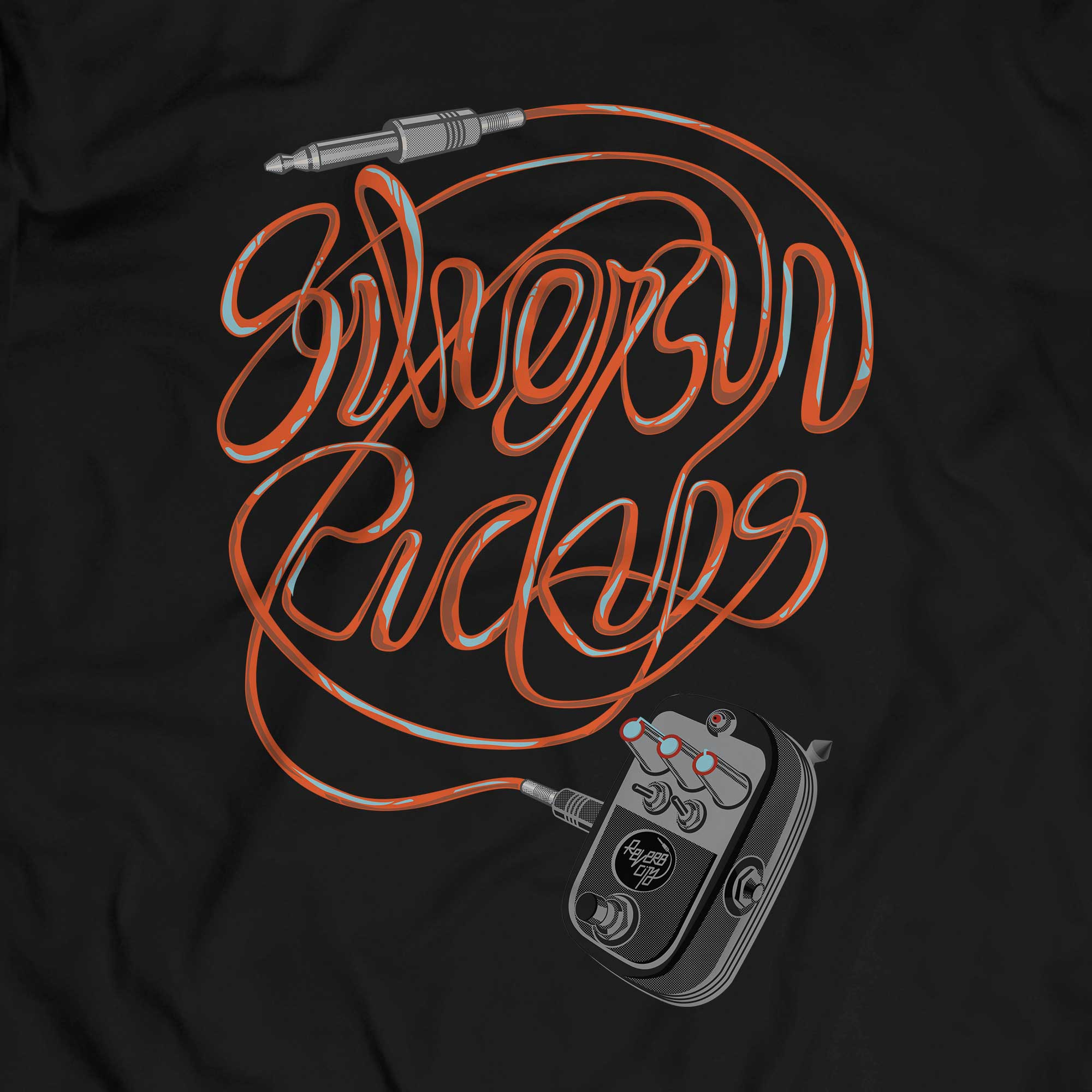 Camiseta Lazy Eye - Silversun Pickups - Masculino
