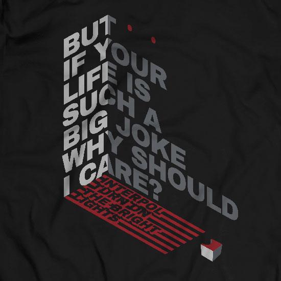 Camiseta Leif Erikson - Interpol - Masculino