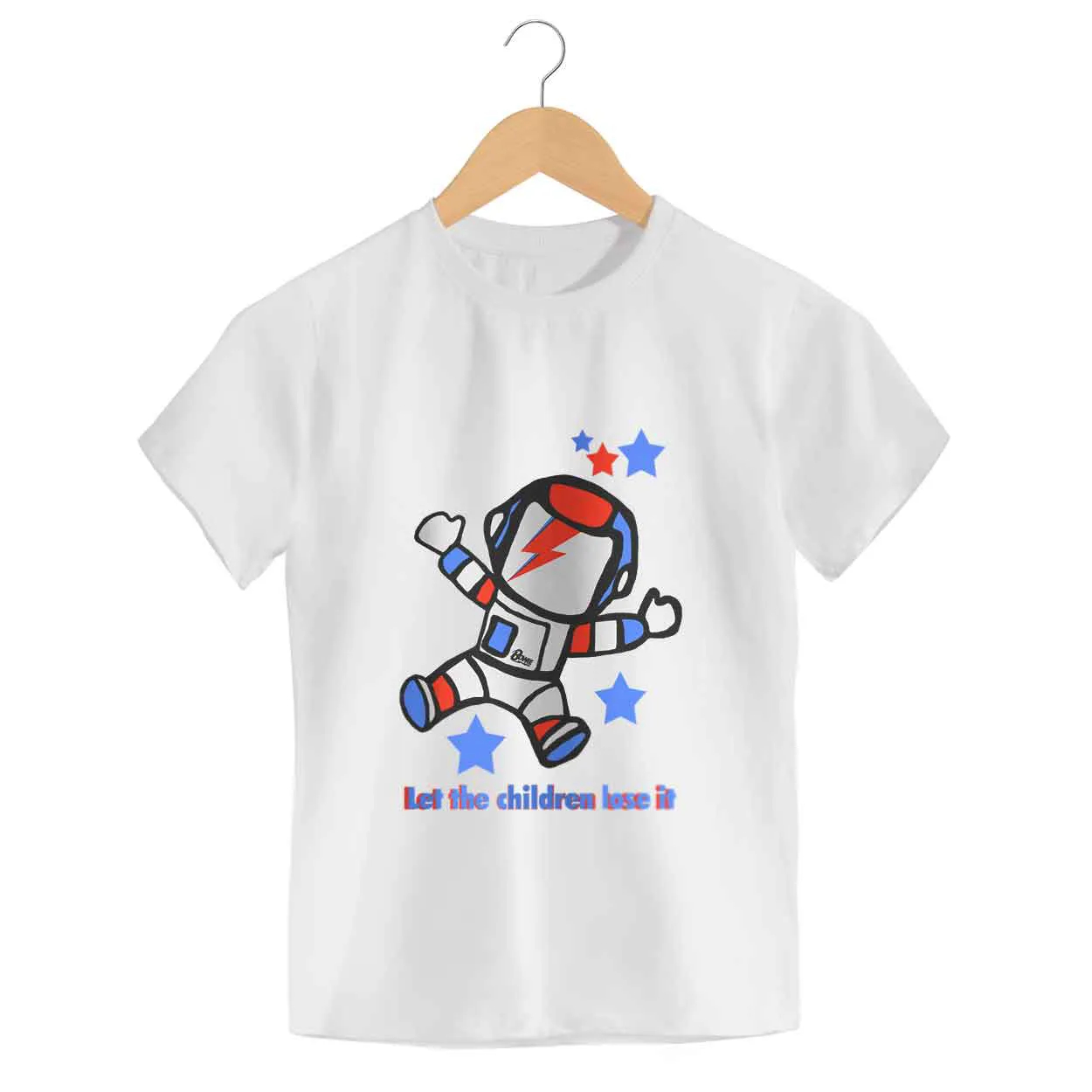 Camiseta - Let The Children Lose It - Infantil
