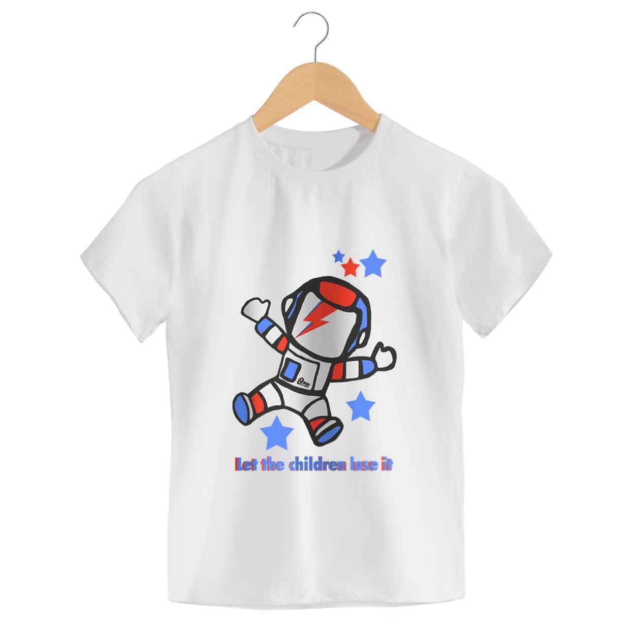 Camiseta Let The Children Lose It - Infantil